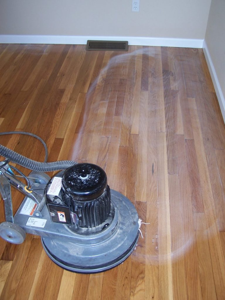 Buffing Hardwood Floors sunshine hardwood floors houston tx sanding refinishing installation repairing staining 7 There Is No Mess Or Airborne Dust Particles 8 Nicks And Scratches In Your Floors Are Gently Buffed Without Sanding Away Precious Wood